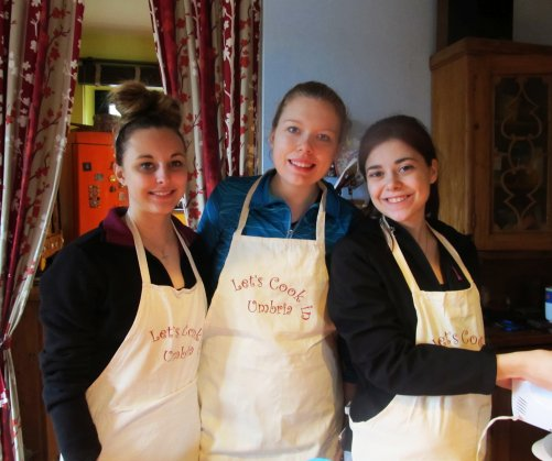 cookery lessons italy