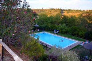 swimming pool Umbria