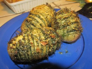potatoes fennel
