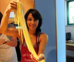 tagliatelle home made