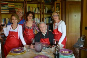 Cooking experience umbria