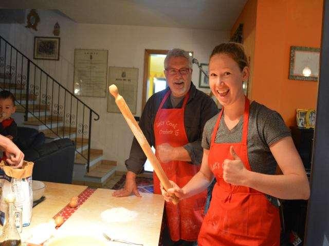 lesson cooking umbria