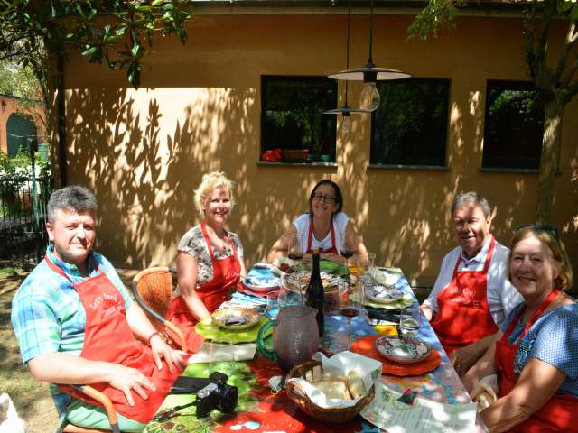 lunch cookery class