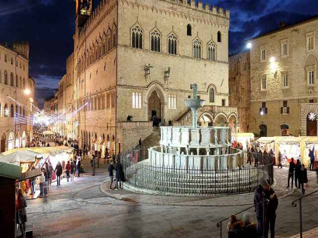 New Year in Perugia