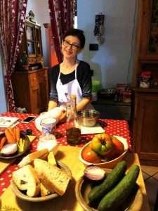 raffaella cooking class