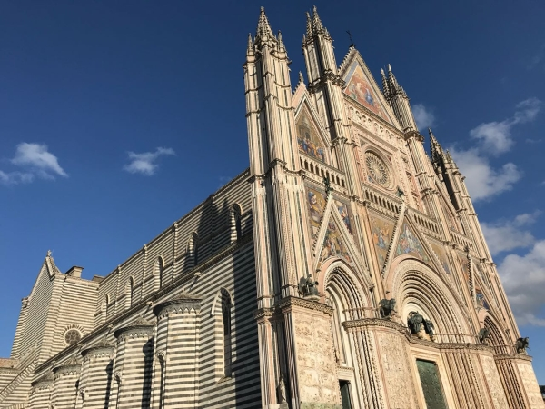 guided tour in Orvieto