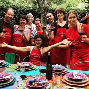 Raffaella Let's Cook in Umbria