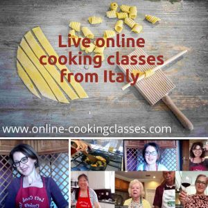 Live online cooking classes